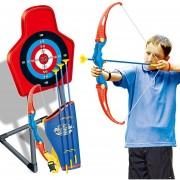 Juguete De Disparo De Arco Y Flecha 360DSC 960D - Multicolor