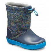 Kids' Crocband LodgePoint Graphic Boot