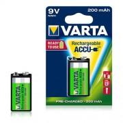 Varta Batterie Nimh Lr22 8.4 V 200 Mah R2u 1-Blister