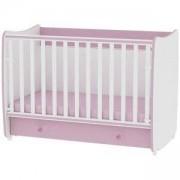 Детско легло Dream Бяло с Розово, 10150420020A