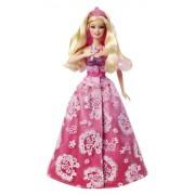 Mattel X3689 Barbie The Princess and The Popstar Transforming Tori Doll