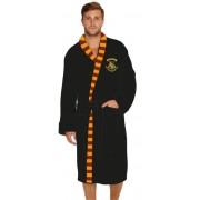 Groovy Harry Potter - Hogwarts Fleece Bathrobe