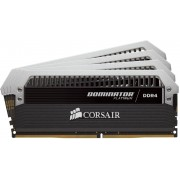 Corsair Dominator Platinum 32Gb (8Gb x 4) DDR4-3600 (pc4-28800) CL16 1.35v Desktop Memory Module with Fan