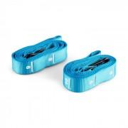 Addic Conjunto 2 x Bandas de Nylon Mosquetão Metal Azul