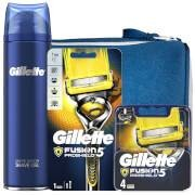 Gillette Fusion5 Proshield Shaving Kit with Wash BagÂ