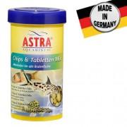 ASTRA CHIPS & TABLETTEN MIX 100 ml pochoutka a krmivo v tabletách