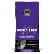 World's Best 12,7kg Lavendelgeur World's Best Kattenbakzand