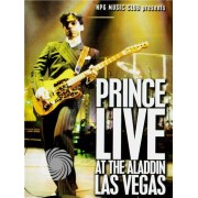 Video Delta PRINCE - LIVE AT ALADDIN LAS VEGAS - DVD