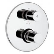 Podomietkový sprchový ventil s prepínačom na 3 výstupy Fonte Birillo N1801