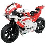 Meccano Model Set Ducati Moto GP Red 6044539