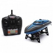 TKKJ H100 2.4GHz 4CH Automatic capsize High Speed Racing Boat Waterproof RC Boat Electric Boats RC Toys