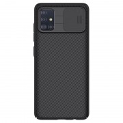 Capa Nillkin CamShiled para Samsung Galaxy A51 - Preto