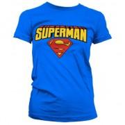 Superman kleding heren t-shirt