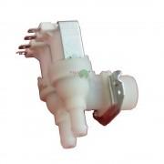 Elektromagnetický dvojcestný ventil 90°