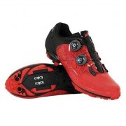 massi Zapatillas ciclismo Massi Ergon Red