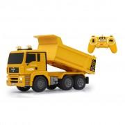 Jamara RC Dump Truck MAN 2,4GHz 1:20