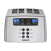 Cuisinart Touch to Toast CPT-440E - Grille-pain - 4 tranche - 4 Emplacements