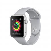 Apple Watch Series 3 con correa plata 42 mm MQL02QL/A