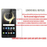 Lenovo K8 Plus / K8+ 5.2 inches Tempered Glass (Screen Protector Guard) 0.3mm Thickness (2.5D)