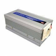 A301-300-F3 - Inverter MeanWell 300W - In 12V Out 220 VAC Onda Sinusoidale Modif