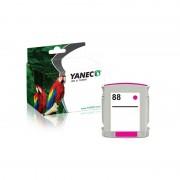 Yanec HP 88 Magenta (Yanec)