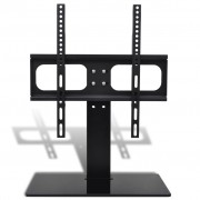 "vidaXL TV Bracket with Base 400 x 400 mm 23"" - 55"""