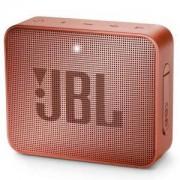 Блутут колонка JBL GO 2 Светлокафяв, JBL-GO2-CINNAMON
