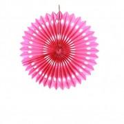 SkyLantern® Original Rosace papier 30 cm Fuchsia