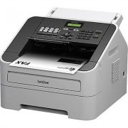 Brother FAX-2840, laser fax machine (400 pages page memory, 30 shee...