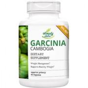 Simply Nutra Pure Garcinia Cambogia 85 HCA 800mg 60 Capsules