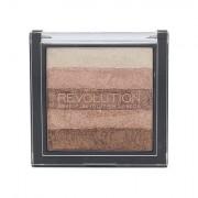 Makeup Revolution London Shimmer Brick black friday 7 g tonalità Radiant Donna