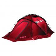 Триместна палатка Husky FIGHTER RED 3-4