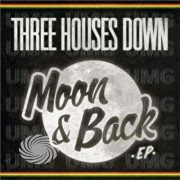 Video Delta Three Houses Down - Moon & Back - CD