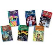 Oxford Reading Tree TreeTops Mythes et légendes Niveaux 16 et 17 Pack de 6 par Laird & ElizabethKnapman & TimothyCalcutt & DavidMcCaughrean & Geral...