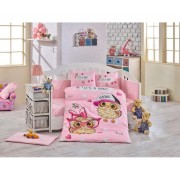 Lenjerie bebe Coolbaby - Pink
