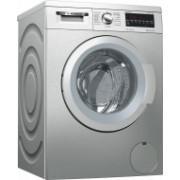 Bosch Serie 6 WUQ2448XES Independiente Carga frontal 8kg 1200RPM A+++ Acero inoxidable lavadora
