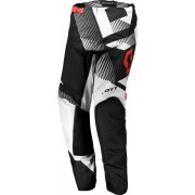 Scott 350 Dirt Pantalones Motocross 2018 Negro Blanco 30