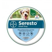 Seresto Flea & Tick Collar for Small Dogs & Puppies, Collar, for small dogs 7 weeks or older