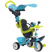 Tricicleta Baby Driver Comfort Blue