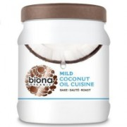 Ulei de cocos dezodorizat pentru gatit bio 800ml BIONA ORGANIC