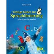 Dux Lustige Lieder zur Sprachförde Notenbuch