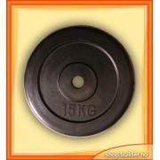 Rubber plate 15kg (15 kg)