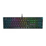 Roccat SUORA FX RGB Illuminated Frameless Mechanical Gaming Keyboard (Blue Switch)