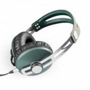 Casti cu microfon Modecom MC-450 One Green verde