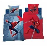 Lenjerie de pat Spiderman 140x200 cm CTI