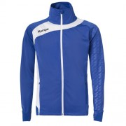 Kempa Trainingsjacke PEAK - royal/weiß | XXL
