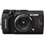 Aparat Foto Compact Olympus TG-5 12Mp Negru