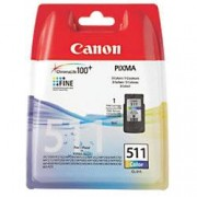 Canon CL-511 Original Ink Cartridge 3 Colours