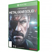 Jogo Metal Gear Solid 5 Ground Zeroes - Xbox One