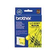 Brother Bläckpatron Broth LC1000Y gul